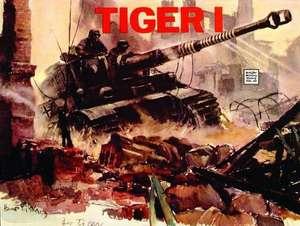 Tiger I imagine