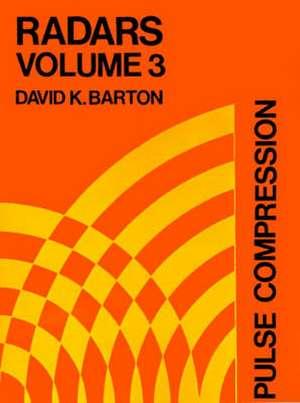 Pulse Compression de David K. Barton