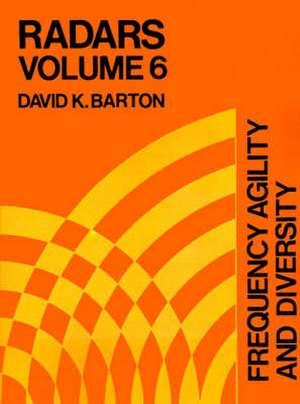 Frequency Agility and Diversity de David K. Barton