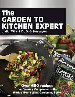 The Garden to Kitchen Expert