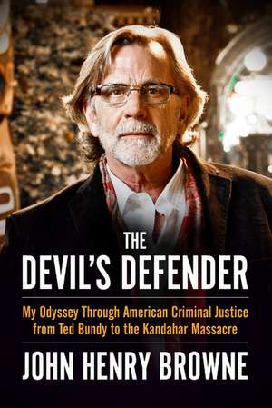 Devil's Defender de John Browne
