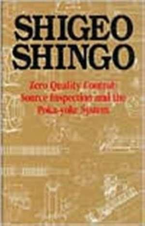 Zero Quality Control imagine