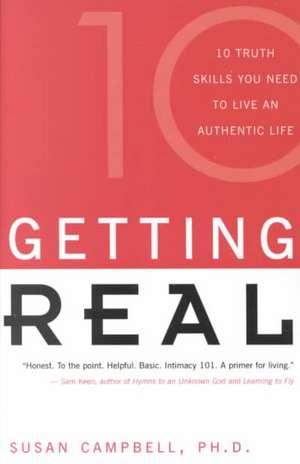 Getting Real de Susan Campbell