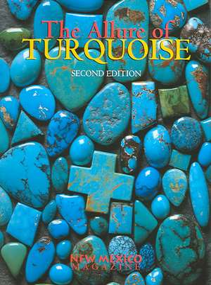 The Allure of Turquoise de Arnold Vigil