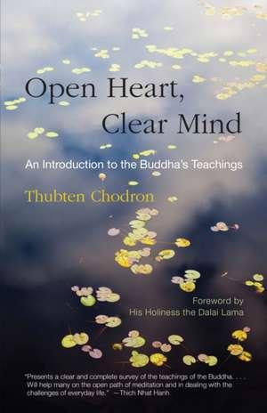 Open Heart, Clear Mind imagine
