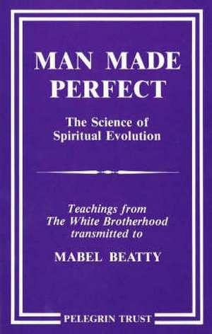 Man Made Perfect de Mabel Beatty
