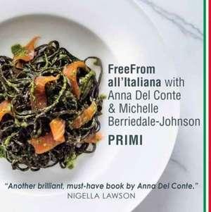 FreeFrom All'Italiana: Primi de Anna Del Conte
