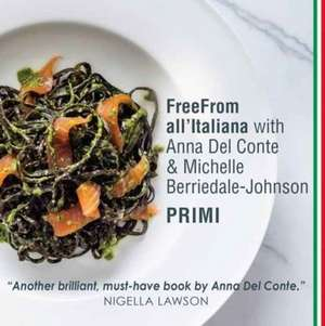 FreeFrom all'Italiana de Anna Del Conte