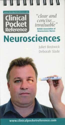 Bostwick, J: Clinical Pocket Reference: Neurosciences
