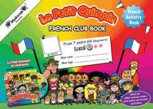 Primary French Book