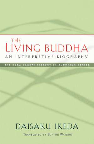 The Living Buddha imagine