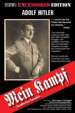 Mein Kampf(The Ford Translation) de Adolf Hitler