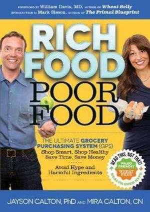Rich Food Poor Food imagine