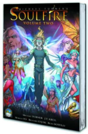 Michael Turner's Soulfire Volume 2: Dragon Fall de J. T. Krul