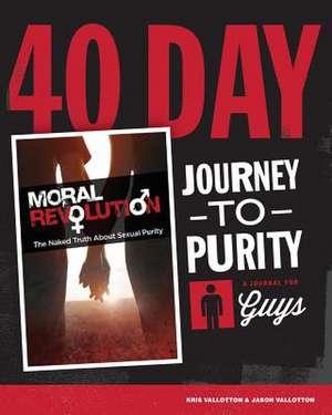 40-Day Journey to Purity (Guys) de Kris Vallotton
