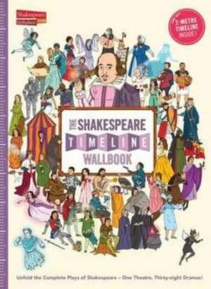 The Shakespeare Timeline Wallbook