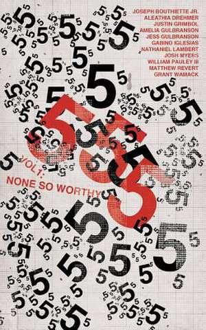 555 Vol. 1 de Joseph Bouthiette Jr.