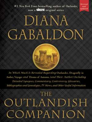 The Outlandish Companion de Diana Gabaldon