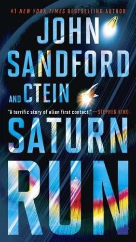 Saturn Run de John Sandford