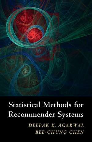 Statistical Methods for Recommender Systems de Deepak K. Agarwal