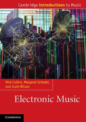 Electronic Music de Nick Collins