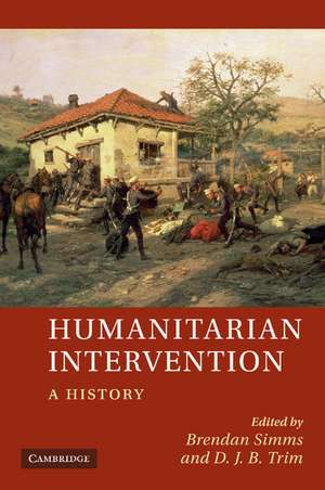 Humanitarian Intervention: A History de Brendan Simms