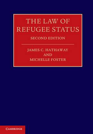 The Law of Refugee Status de James C. Hathaway
