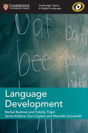 Language Development imagine
