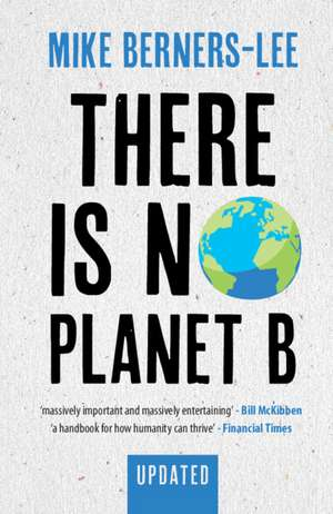 There Is No Planet B imagine
