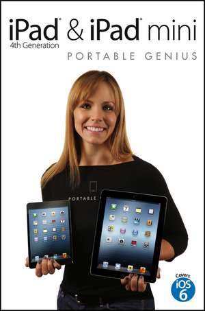 Ipad 4th Generation & Ipad Mini Portable Genius