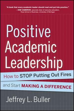 Positive Academic Leadership imagine