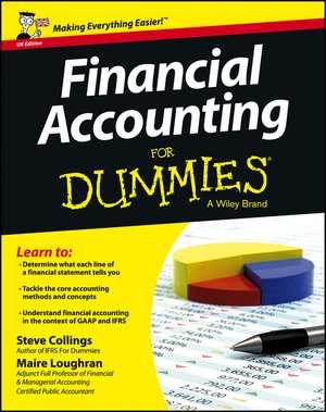 Financial Accounting For Dummies – UK imagine