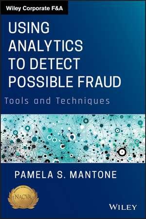 Using Analytics to Detect Possible Fraud imagine