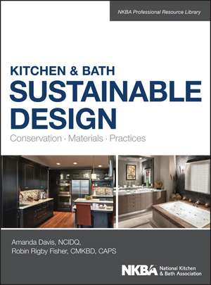 Kitchen and Bath Sustainable Design