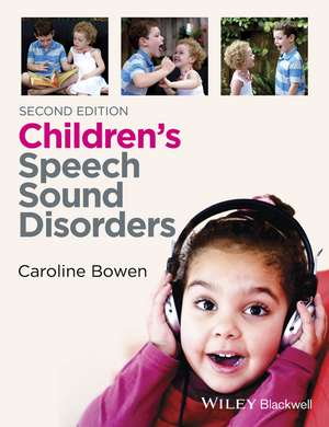 Children′s Speech Sound Disorders
