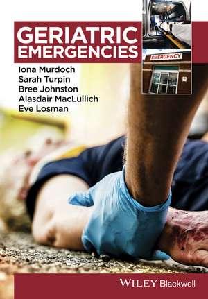 Geriatric Emergencies