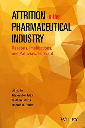 Attrition in the Pharmaceutical Industry