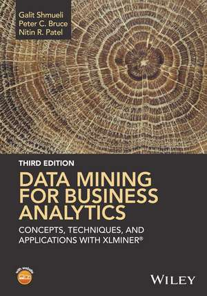 Data Mining for Business Analytics imagine
