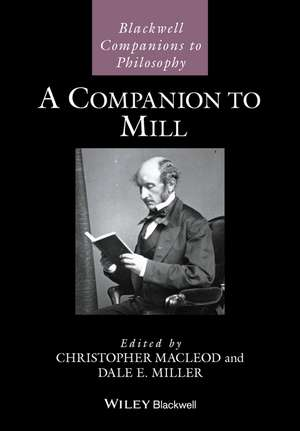 A Companion to Mill