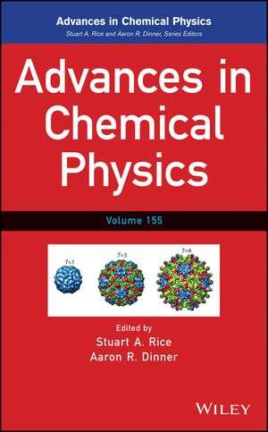 Advances in Chemical Physics de Stuart A. Rice