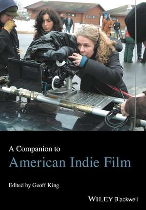 A Companion to American Indie Film
