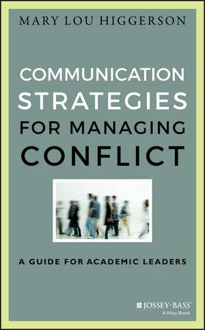 Communication Strategies for Managing Conflict