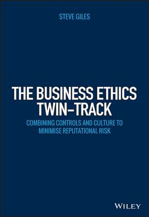 The Business Ethics Twin–Track imagine