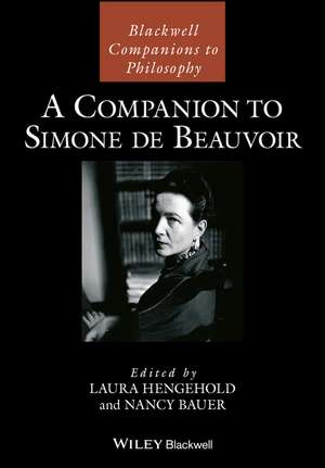 A Companion to Simone de Beauvoir