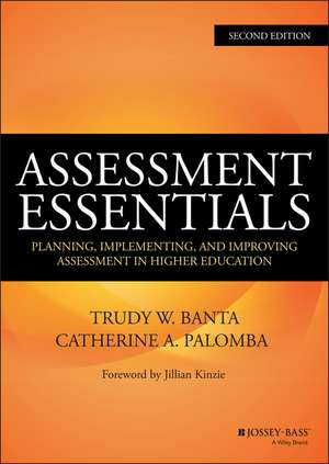 Assessment Essentials