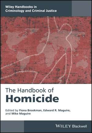 The Handbook of Homicide