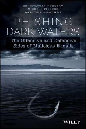 Phishing Dark Waters imagine