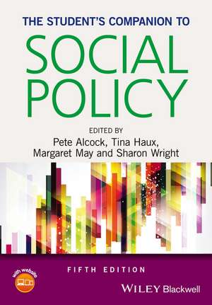 The Student′s Companion to Social Policy