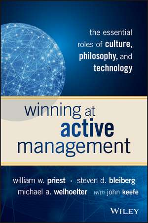 Winning at Active Management
