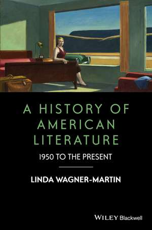 A History of American Literature